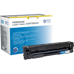 Elite Image™ Remanufactured Magenta Toner Cartridge Replacement For HP 201A / CF403A