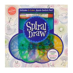 Klutz Spiral Draw Set