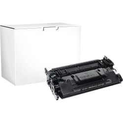 Elite Image Remanufactured Toner Cartridge - Single Pack - Alternative for HP 26X - Black - Laser - Standard Yield - 9000 Pages - 1 Each
