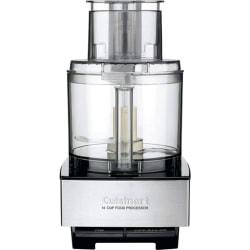 Cuisinart Custom 14 Food Processor - 14 Cup (Capacity) - 720 W Motor - Brushed Stainless Steel