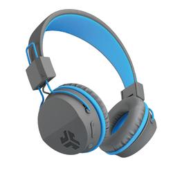 JLab Audio Intro Bluetooth® Over-The-Ear Headphones, HBINTRORBLU4