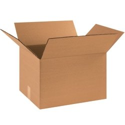 """Office Depot® Brand Double-Wall Corrugated Boxes, 8""""H x 10""""W x 14""""D, Kraft, Pack Of 15"""