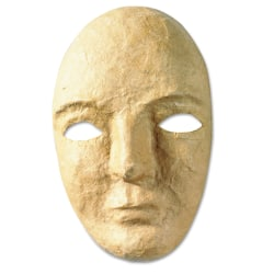 Creativity Street Papier-Mché Mask