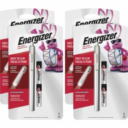Eveready LED Pen Light - Bulb - 1 W - AAA - AluminumBody - Silver