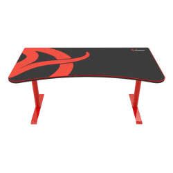 Arozzi Arena Gaming Desk, Red