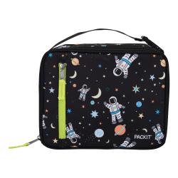 "PackIt® Freezable Hampton Lunch Bag, 8-1/2""H x 10-1/2""W x 7-3/4""D, Spaceman"
