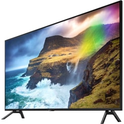 "Samsung Q70R QN75Q70RAF 74.5"" Smart LED-LCD TV - 4K UHDTV - Slate Black - Direct Full Array 4x Backlight - Bixby, Google Assistant, Alexa Supported - 3840 x 2160 Resolution"
