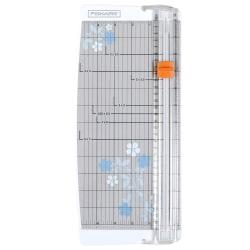 "Fiskars® 12"" Personal Paper Trimmer, 16 1/4"" x 9"" x 1 5/16"", Fashion"
