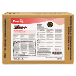 Diversey™ Bravo® 1500+ UHS Floor Stripper, 640 Oz Envirobox