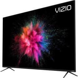 "VIZIO M M657-G0 64.5"" Smart LED-LCD TV - 4K UHDTV - Black - Quantum Dot LED Backlight - Google Assistant, Alexa Supported"