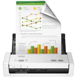 Brother ADS-1250W Wireless Portable Color Desktop Scanner