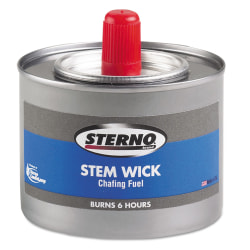 Sterno® Chafing Fuel Cans, Pack Of 24 Cans