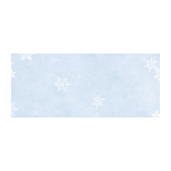 "Great Papers!® Holiday Envelopes, Winter Flakes, #10, 4 1/8"" x 9 1/2"", Pack Of 40"