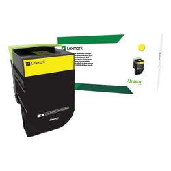 Lexmark™ 71B10Y0 Return Program Yellow Toner Cartridge
