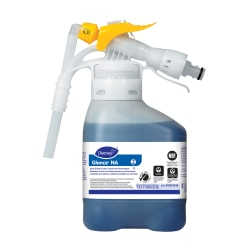 Diversey Glance® Non-Ammoniated Glass & Multi-surface Cleaner, Unscented, 1.5L, RTD, 2/CT