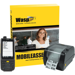 MobileAsset.EDU Enterprise - Box pack - unlimited users - academic - Win - with HC1 & WPL305