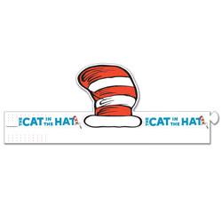 Eureka Dr. Seuss Wearable Cat's Hats, Pack Of 32