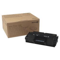 Xerox® 106R02307 High-Yield Black Toner Cartridge