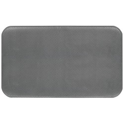 M + A Matting Hog Heaven Prime Floor Mat, 3' x 5', Graytone