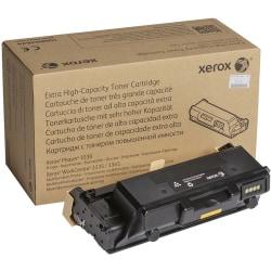 Xerox® 106R03624 Extra-High-Yield Black Toner Cartridge