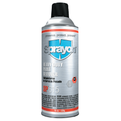 Sprayon® Heavy-Duty Paint Removers, 15 Oz Aerosol Can, Pack Of 12 Cans