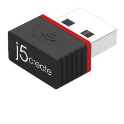 j5create Wireless-N USB Mini Adapter, JUE301