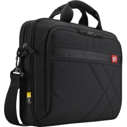 "Case Logic Black 15.6"" Laptop Case"