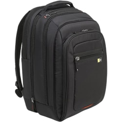 """Case Logic ZLBS-216 Carrying Case (Backpack) for 16"""" iPad, Notebook, Tablet PC - Black"""