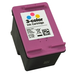 e-mark Replacement Tri-Color Inkjet Cartridge For e-mark Digital Marking Device,