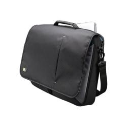 Case Logic®Laptop Messenger Bag, Black