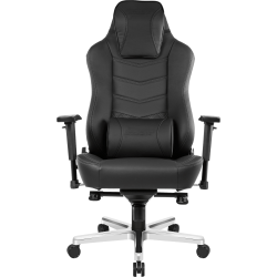 AKRacing™ Office Onyx Deluxe Bonded Leather High-Back Chair, Black