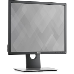 """Dell P1917S 19"""" SXGA LED LCD Monitor - 5:4 - Black - 19"""" Class - In-plane Switching (IPS) Technology - 1280 x 1024 - 250 Nit - 60 Hz Refresh Rate"""