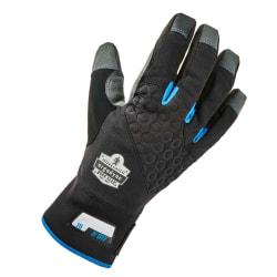 Ergodyne ProFlex 817 Reinforced Thermal Utility Gloves, X-Large, Black
