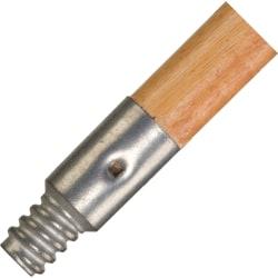 Rubbermaid Commercial Threaded Tip Wood Broom Handle