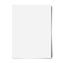 "Office Depot® Brand Poster Board, 22"" x 28"", White"