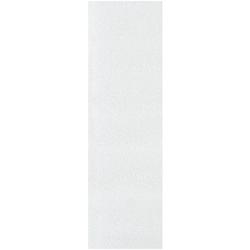 "Office Depot® Brand Flush-Cut Foam Pouches, 3"" x 10"", White, Case Of 500"