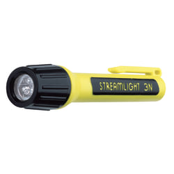 Streamlight® 3N ProPolymer® 3-LED Flashlight, Yellow