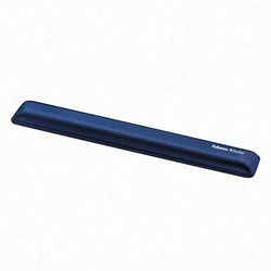 Fellowes® Gel Wrist Rest With Microban®, Sapphire