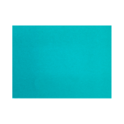 """LUX Flat Cards, A6, 4 5/8"""" x 6 1/4"""", Trendy Teal, Pack Of 250"""