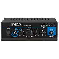 Pyle PTAU23 Amplifier 40 W RMS