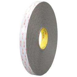 "3M™ VHB™ 4959 Tape, 1.5"" Core, 0.5"" x 5 Yd., White"