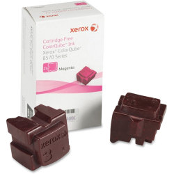 Xerox® ColorQube™ Magenta Ink Sticks (XER108R00927), Pack Of 2