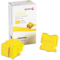 Xerox® ColorQube™ Yellow Ink Sticks (XER108R00928), Pack Of 2
