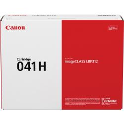 Canon 041H Original Toner Cartridge - Black - Laser - High Yield - 20000 Pages - 1 Each