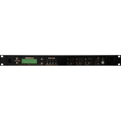 RTS Two-Channel UHF Synthesized Wireless Intercom Base Station - Wireless - Rack-mountable, Desktop