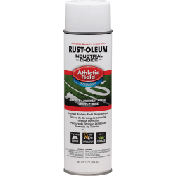 Rust-Oleum AF1600 Athletic Field Striping Paint, 17 Oz, White