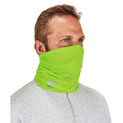 Ergodyne Chill-Its® 6487 Cooling Multi-Band, Hi-Vis Lime