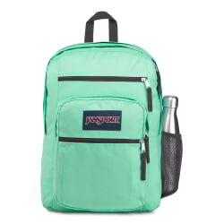 "Jansport® Big Student Backpack With 15"" Laptop Pocket, Tropical Teal"