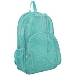 Eastsport Sport Mesh Backpack, Turquoise