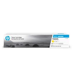 Samsung CLT-Y404S/XAA Yellow Toner Cartridge